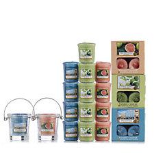 707017 - Yankee Candle 53 Piece Viva Havana Tea Light & Votive Collection