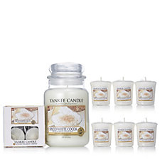 Yankee Candle 19 Piece Spiced White Cocoa Collection