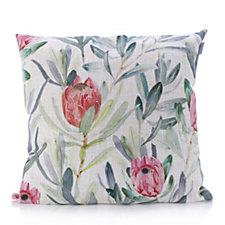 707418 - Peony Protea Print Cushion