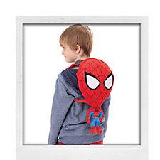 Marvel Spider-Man Kids Plush Backpack