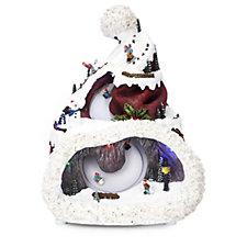 Santa Express Illuminate Decorative Musical Hat