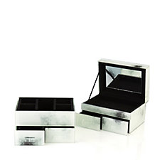 JM by Julien Macdonald 2 Cosmetic & Jewellery Organisers
