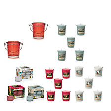 708523 - Yankee Candle Just Go! 53 Piece Tea-light & Votive Set