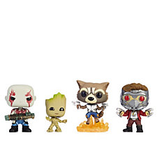Marvel Pop! Vinyl Set of 4 Guardians of the Galaxy Figures