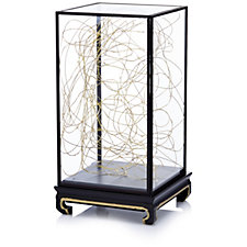 706726 - Home Reflections Wire Light Lamp