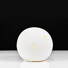 Home Reflections Medium White Porcelain Ball