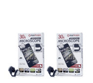 Set of 2 Quick Attach Digital Microscopes