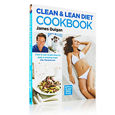 James Duigan Clean & Lean Diet Cookbook