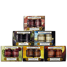 Yankee Candle Set of 72 Autumnal T-lights