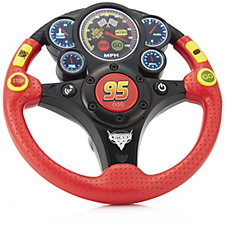 Disney Cars 3 Rev 'N' Roll MP3 Steering Wheel