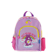 Care Bears Set of 2 Cheer Plush Backpack & Best Friends Backpack