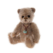 Charlie Bears Collectable Breadcrumb 6.5