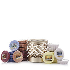 Yankee Candle Twilight Dusk Melt Warmer & 12 Melts