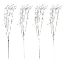 Alison Cork Set of 4 Encrusted Stems