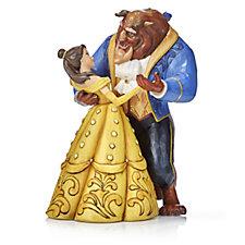 Disney Traditions Beauty & the Beast Moonlight Waltz Figurine