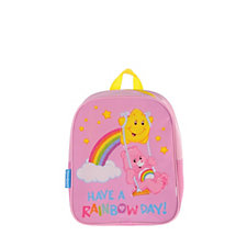 Care Bears Set of 2 Rainbow Backpack & Trolley Bag