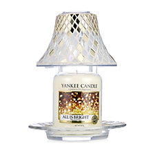 706433 - Yankee Candle Mosaic Shade & Tray with Large Jar