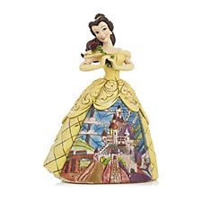 Disney Traditions Beauty & the Beast Enchanted Belle Figurine