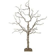 Alison Cork 82cm Pre-lit LED Festive Tree with Glitter