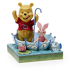Disney Traditions Winnie the Pooh 50 Years of Friendship