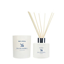 Collier Campbell Fragranced Candle in Glass & 100ml Reed Diffuser