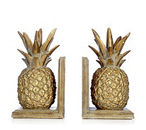 Alison Cork Pineapple Bookends - 705638