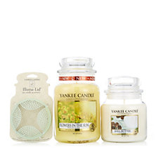 Yankee Candle Set of 2 Relax Jars with Iluma Lid