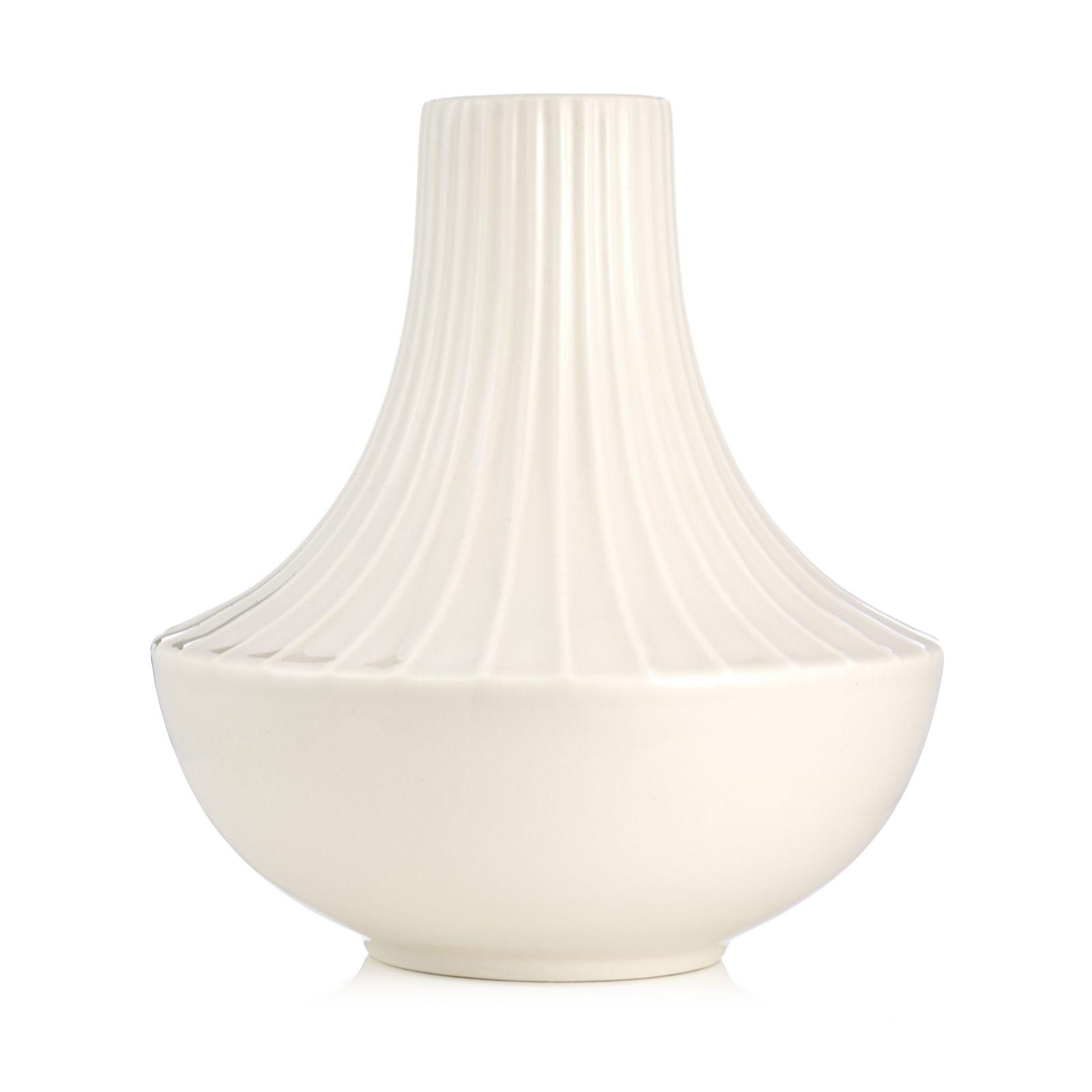 K by kelly hoppen fluted vase qvc uk reviewsmspy