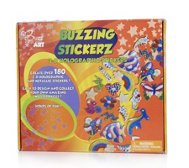 Buzzing Make & Create Your Own Foil Stickers Kit