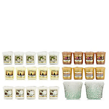 Yankee Candle 23 Piece Votive Collection w/Relax Holders