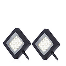 Set of 2 Selfie Flash Light for Mobile Camera by Lori Greiner