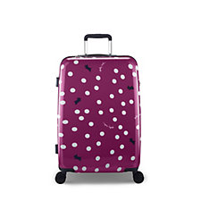 Radley London Vintage Dog Dot Medium Spinner Case