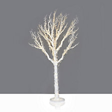 Home Reflections Indoor/Outdoor LED Sparkling Tree