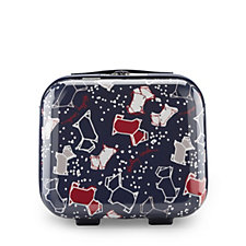 708344 - Radley London Speckled Dog Vanity Case