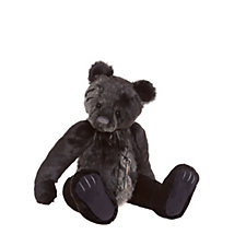 Charlie Bears Collectable Lockie 17.5