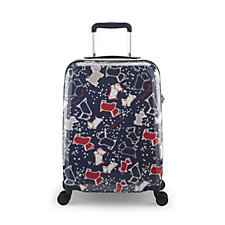 708345 - Radley London Speckled Dog Cabin Spinner Case