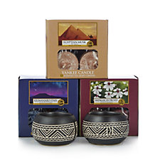 Yankee Candle Out of Africa Tea-light Collection