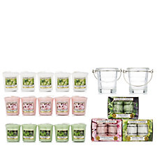 Yankee Candle 53 Piece Pure Essence T-light & Votive Collection