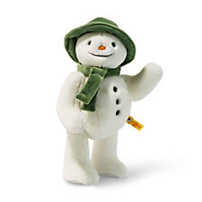 Steiff Jointed Soft Snowman 37cm