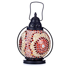 705650 - Bella Notte Mosaic Lantern