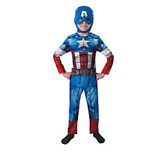Marvel Classic Captain America Kids Costume