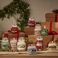 Yankee Candle Scents of the Season 10 Small Jars