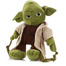 Star Wars Yoda Plush Kids Backpack
