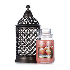 Yankee Candle Portofino Lantern with Large Jar