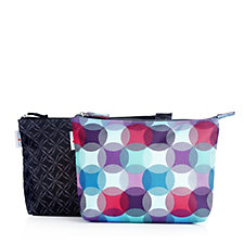 Mia Tui Beau Cosmetic Bag Twin Set