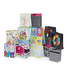 Lindy Bowman 12 Piece Everyday Gift Bag Assortment