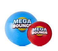 Wicked Set of 2 Mega Bounce with Foot Pump