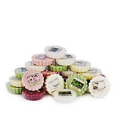 Yankee Candle Pure Essence 24 Piece Melt Collection
