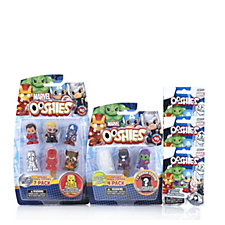 Marvel Ooshies 14 Piece Bundle Collection