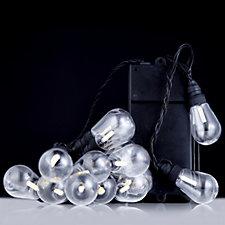 703158 - Bethlehem Lights Edison Style 20 LED 4.7 Metre Light Strand with Timer